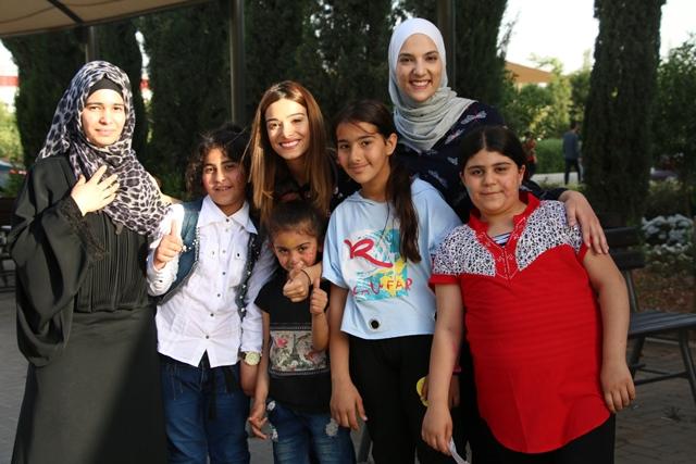 أعمال الشرق الأوسط تقيم كرنفالا احتفاليا للايتام في رمضان