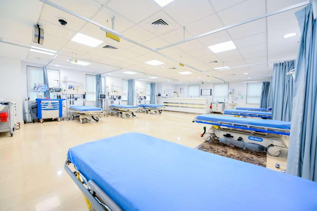 طوارئ الكندي خدمة طبية متكاملة