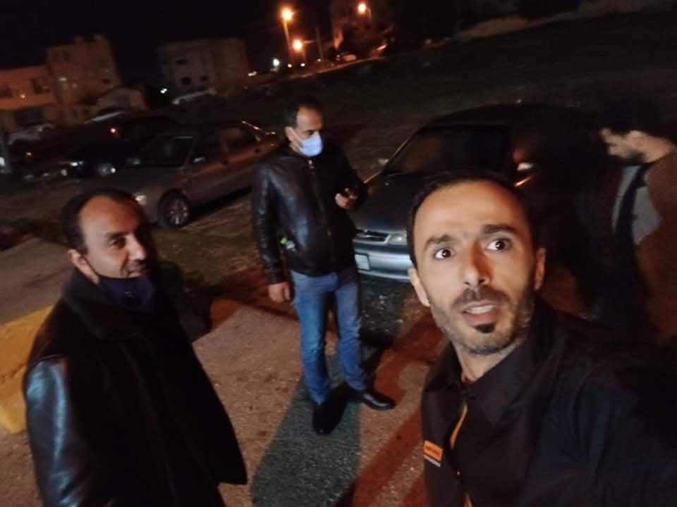 عبيدات: الامن يخلي سبيل المعلمين المعتقلين في اربد