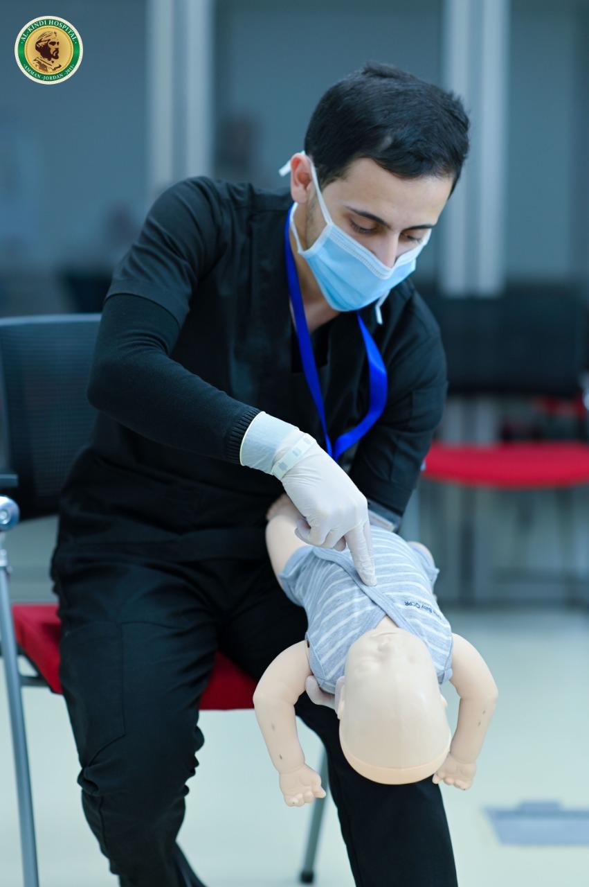 مركز الكندي للتدريب مركز تدريبي معتمد لجمعية القلب الأمريكية