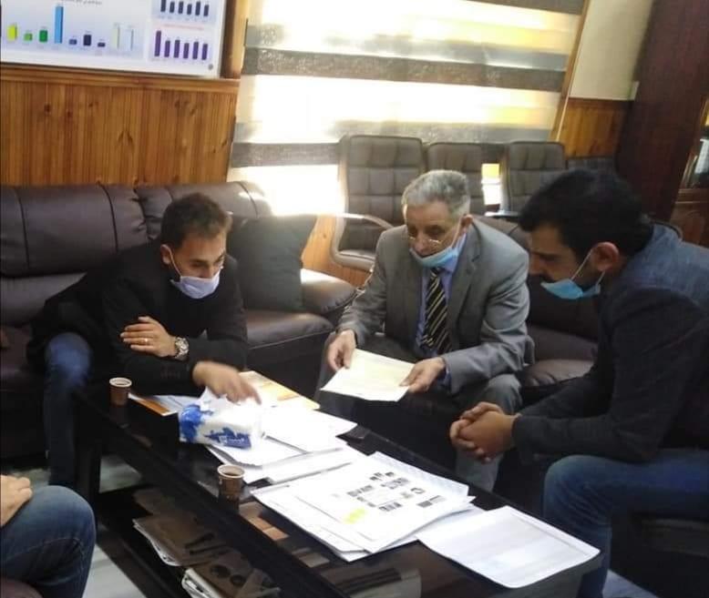 اتفاقية لتزويد مستشفى المقاصد الخيرية بالطاقة الشمسية