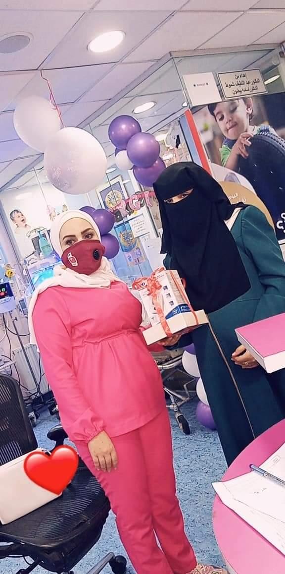 مستشفى المقاصد ينظم احتفالا ( on line) بمناسبتي ذكرى معركة الكرامة وعيد الأم