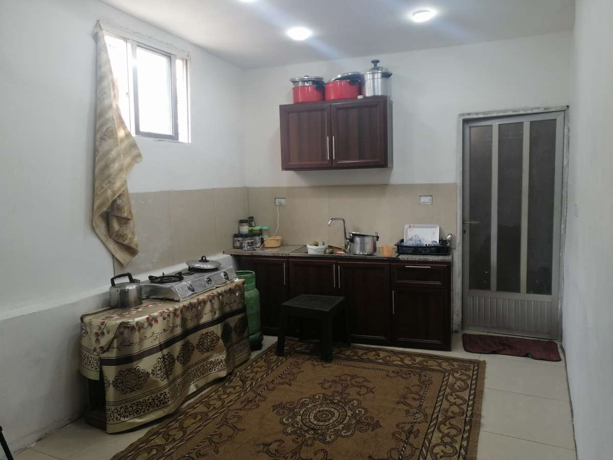 ترميم المنازل في جمعية نور الخير للإغاثة والتنمية
