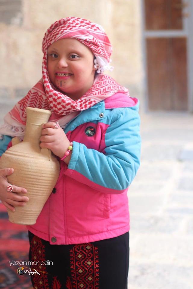 مبادرة الهدب تحتفل بالمئوية بأثار ام قيس