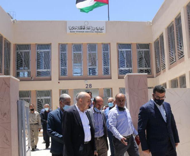 الحنيفات : وزارة الزراعة ستنتقل قريبًا لمبنى جديد