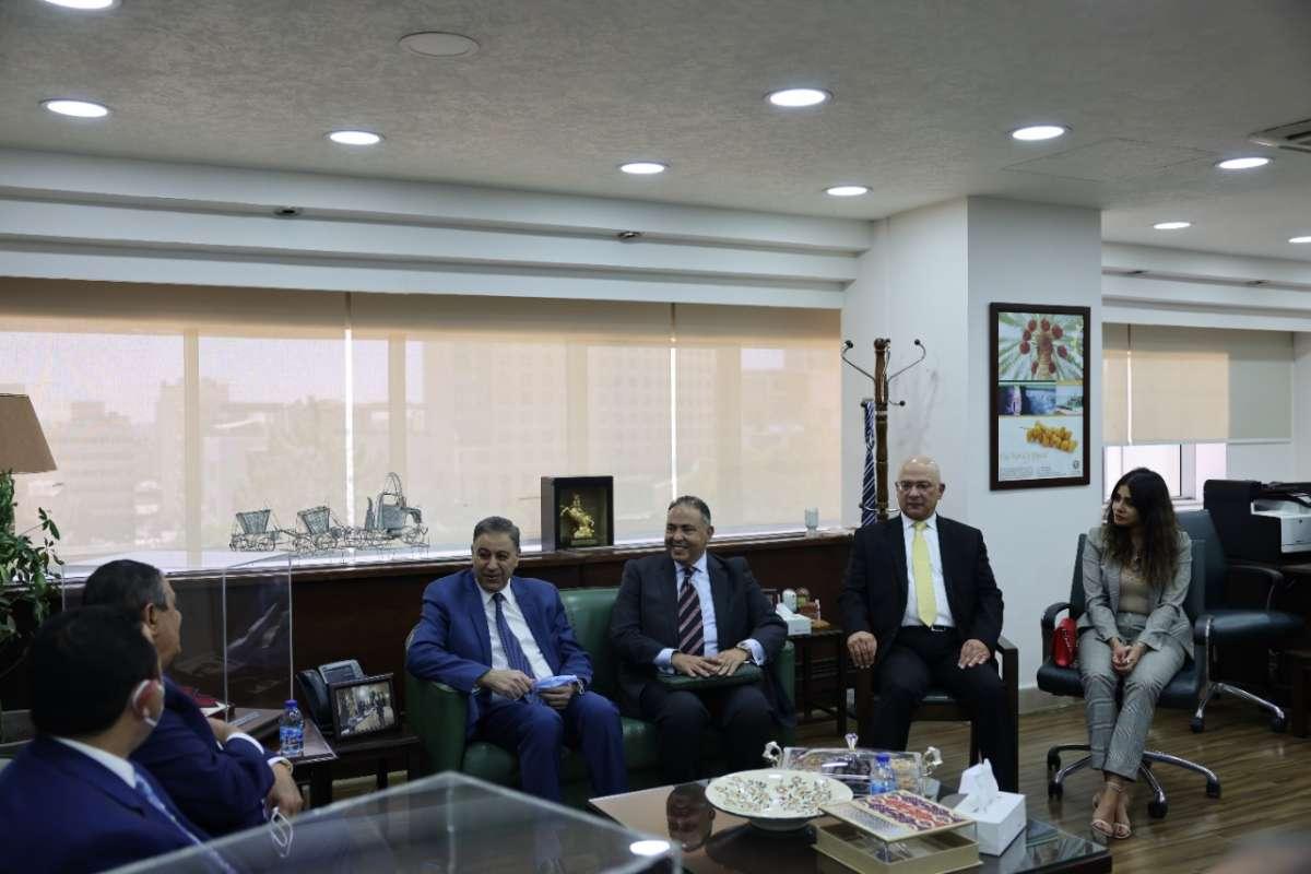 البوتاس توافق على مضاعفة صادراتها لمجموعة إيفرجرو المصرية