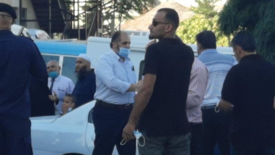 تواجد امني كثيف في العبدلي.. ومعلمون من محيط وزارة التربية: رسالتنا وصلت - صور