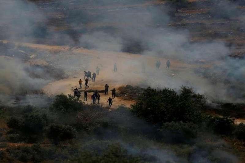 168 اصابة بنيران الاحتلال خلال مواجهات في جبل صبيح