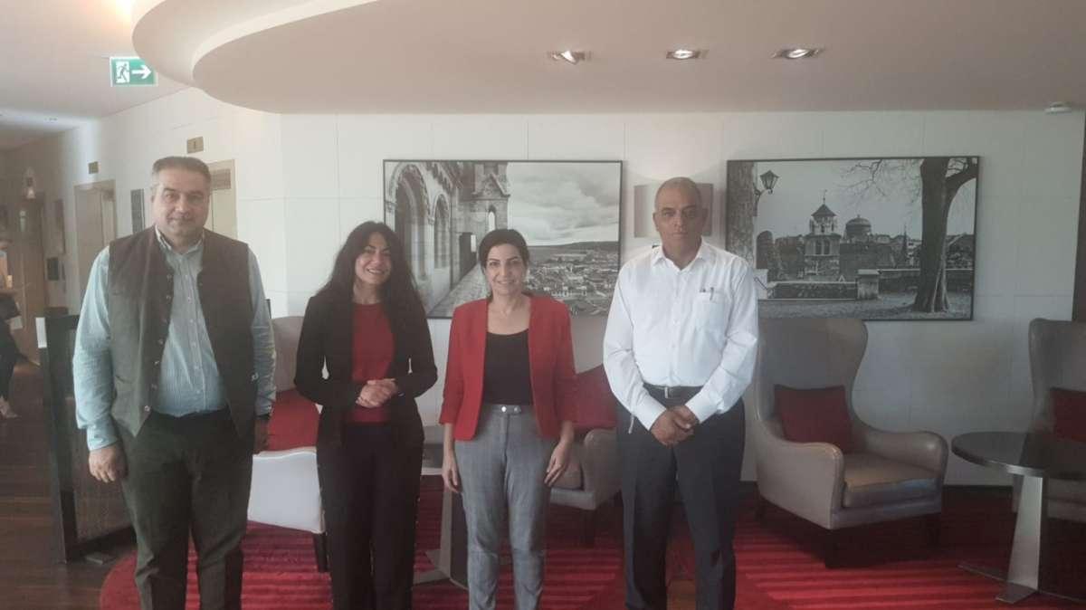 وفد المجتمع المدني يزور جنيف لمتابعة حالة حقوق الإنسان في الأردن