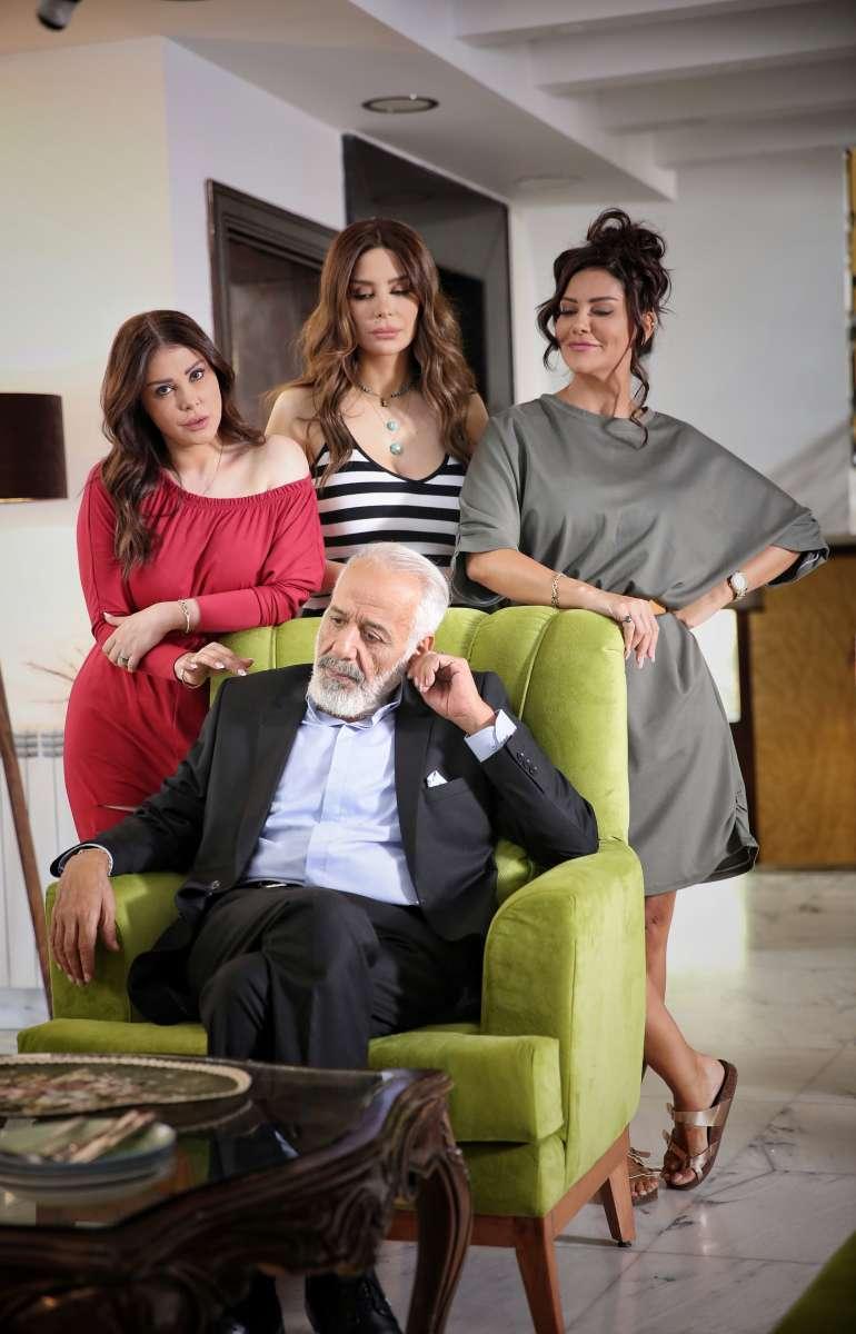 ثلاث نجمات يجسدن بطولة فيلم فيك أب إلى جانب أيمن زيدان